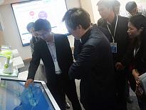广州市科创委马正勇主任一行调研高航网科技成果转化促进中心