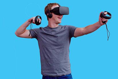 Facebook的VR眼镜被判剽窃专利 需赔偿2.5亿美元
